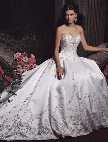 Ballroom Weddings Pic: Ballroom Wedding Gowns | Gowns Wallpaper