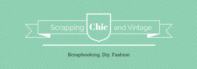 Scrapping Chic & Vintage