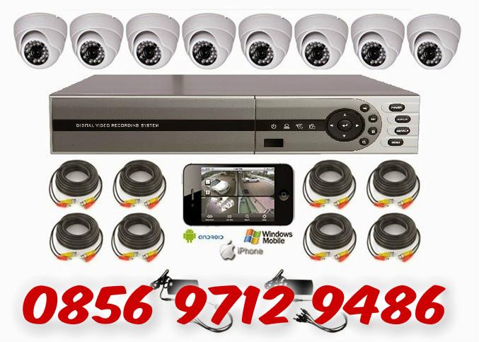 8 Camera Cctv