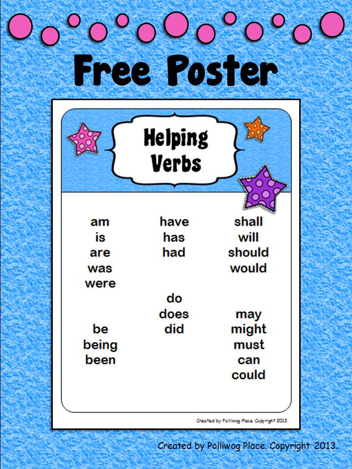 The gallery for --> Linking Verb Definition