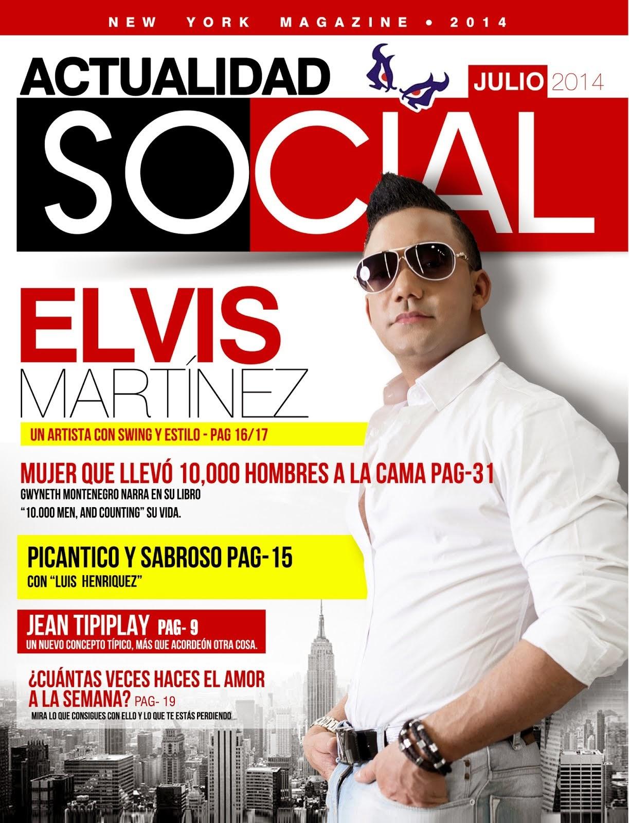Revista Actualidad Social