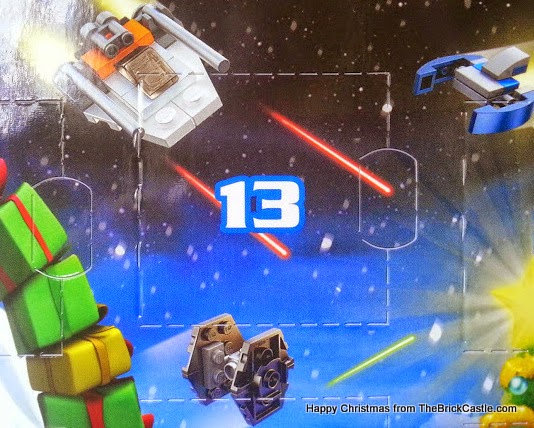 The LEGO Star Wars Advent Calendar Day 13