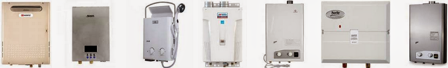 Top Rated Electric Tankless Water Heaters | Reviews