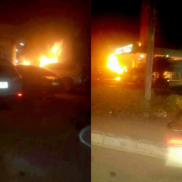 Breaking: Gunmen Chanting ISIS Slogans Set Off Explosives, Take Hostages At UN Hotel In Burkina Faso (Photos)