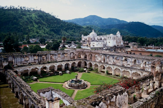 Ruins, Churches, Convents, Monastery
