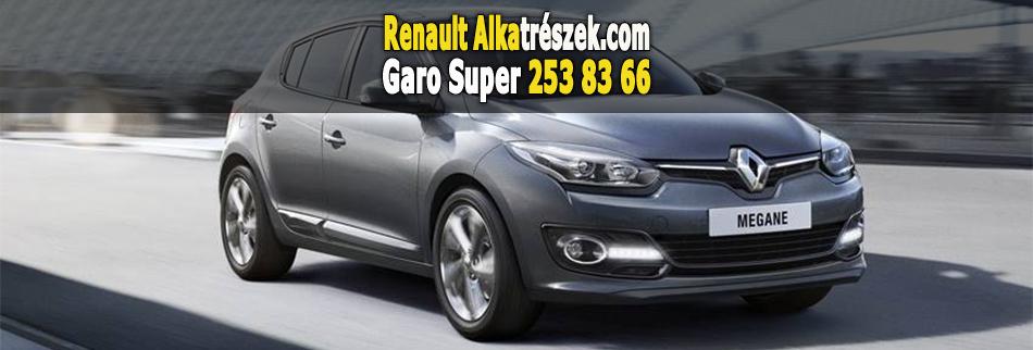 Garo Super Kft. - Renault alkatrész webáruház