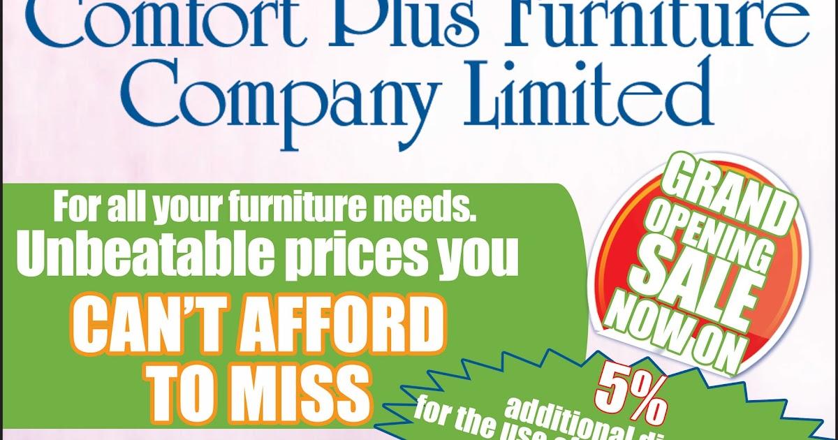 Comfort Plus Furniture Company   Blogger