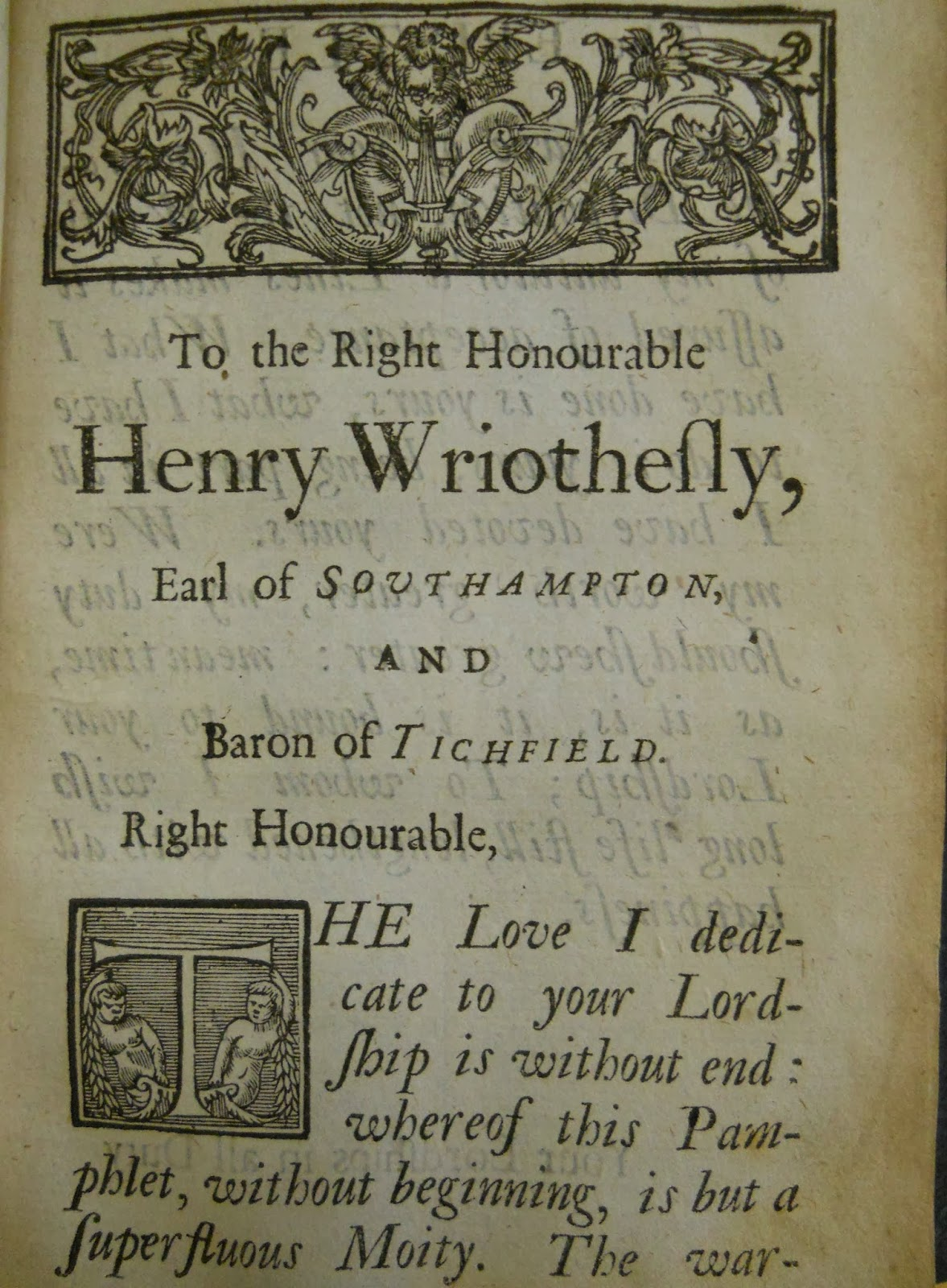 Brandeis Special Collections Spotlight Shakespeare Collection