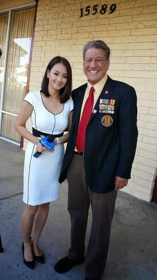 Phóng Viên Việt TV và Major Mimiaga