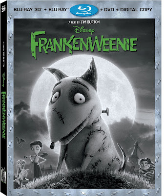Frankenweenie (2012) BluRay