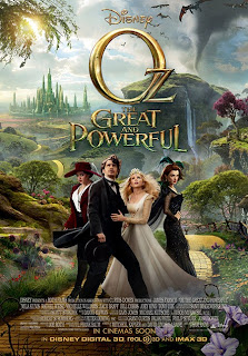 oz, el Poderoso(Oz: The Great and Powerful)(2013) audio latino
