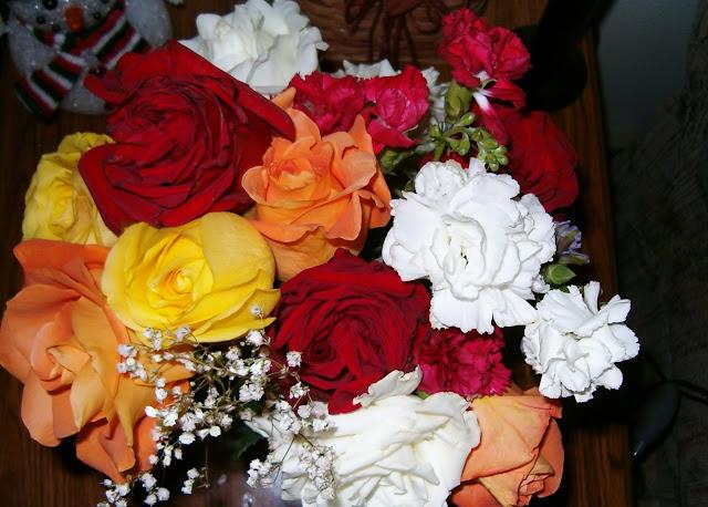 Fresh Flowers - Roses