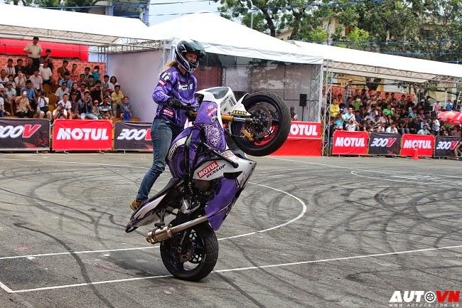 Motul Stunt Fest 2013