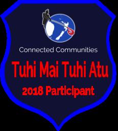 Tuhi Mai Tuhi Atu Badge 2018