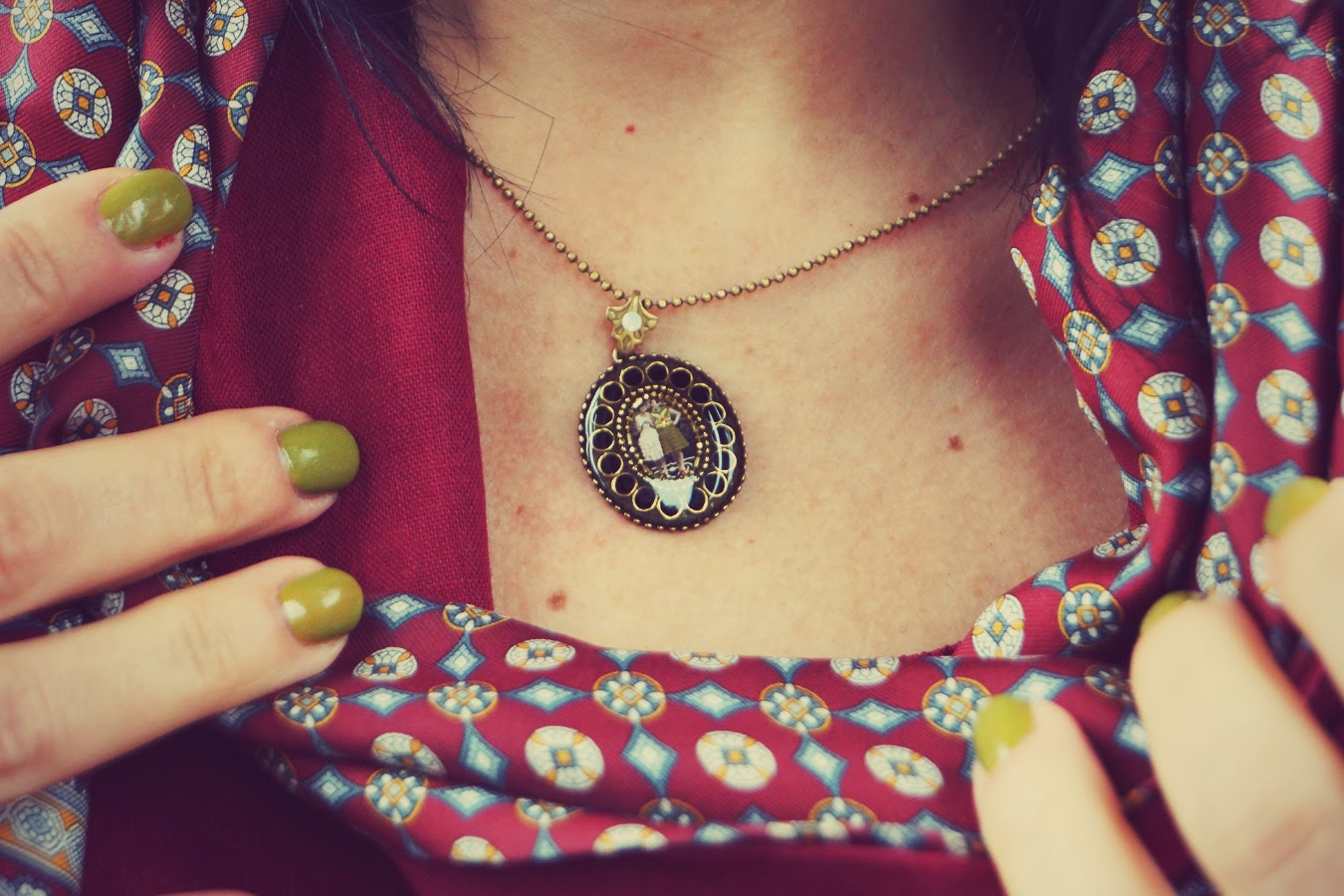 vintage+necklace