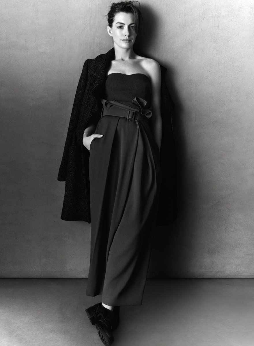 Look - Hathaway anne instyle september video