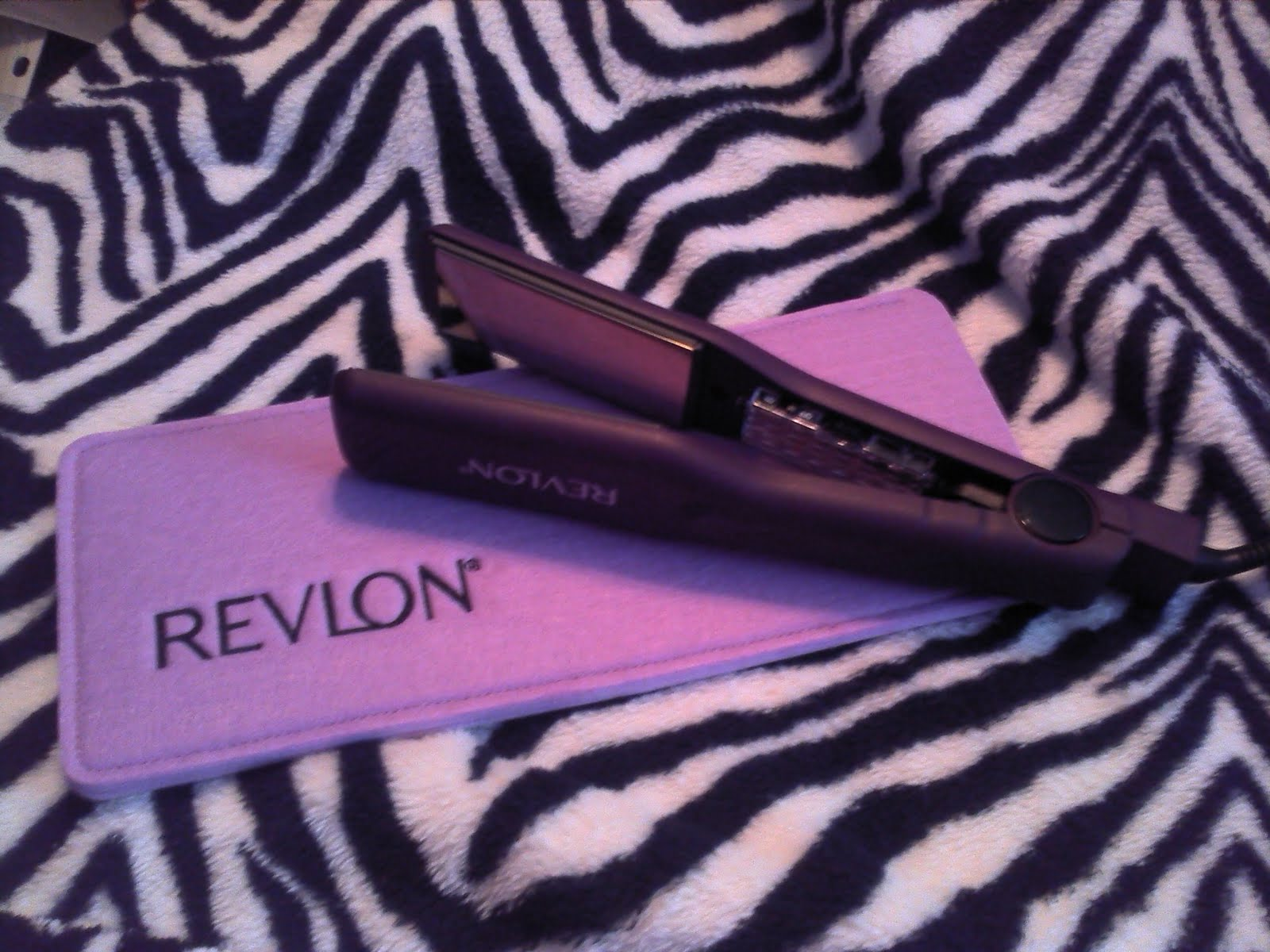 Revlon Straightener Review