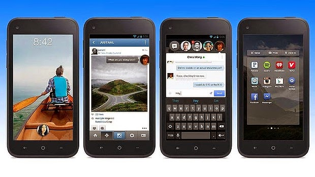 facebook home disponible para android
