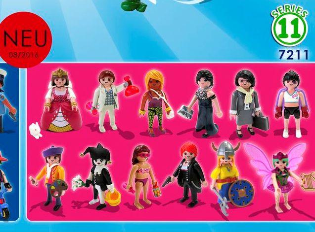 Playmobils Fashion Girls