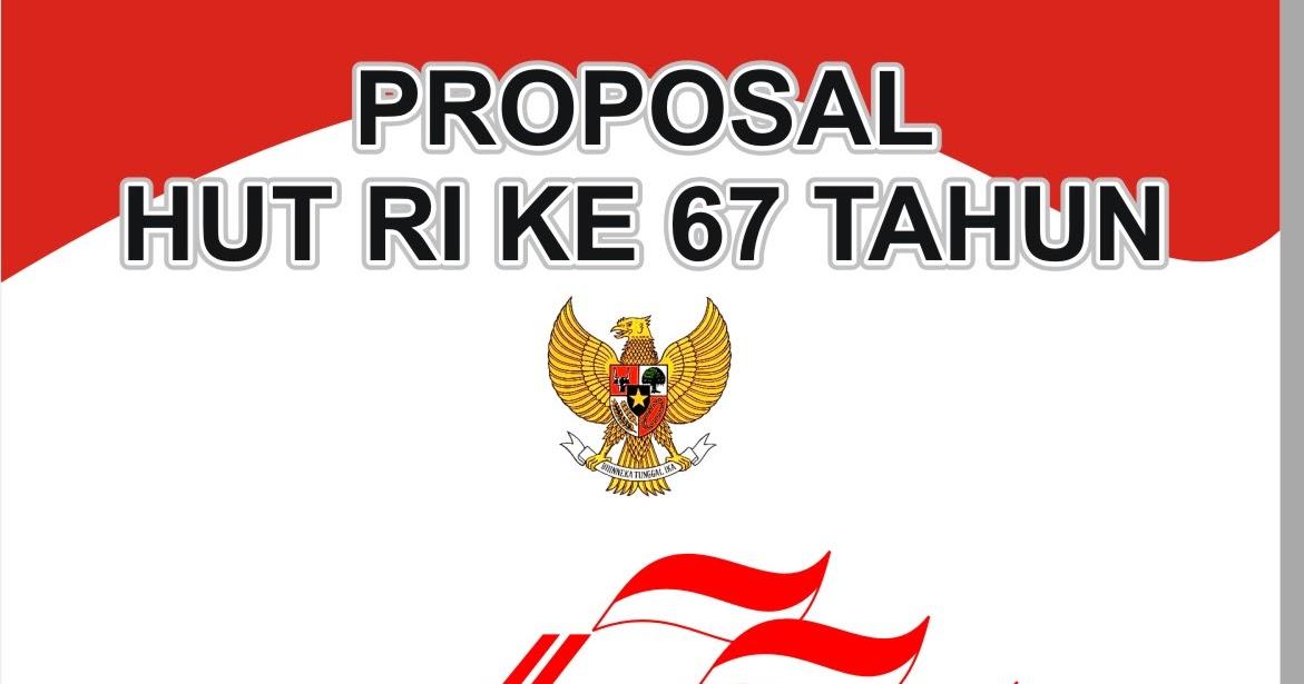proposal memperingati hut ri ke 67 tahun pemuda
