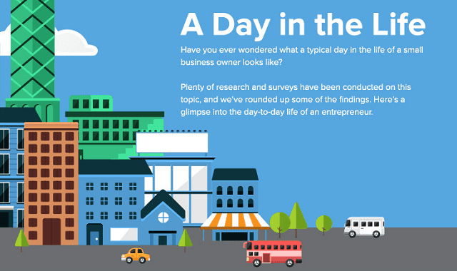 A Day in the Life of an SME Owner