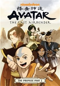 Avatar - The Last Airbender: The Promise part 1 by Gene Luen Yang
