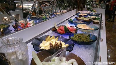 La Fiesta at MOA fruits