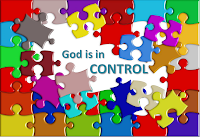 God Holds All the Pieces