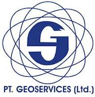 PT. Geoservices Warehousing Staff