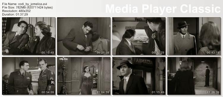 Capturas: Correo diplomático | 1952 | Diplomatic Courier