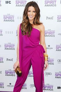 Kate Beckinsale At The Independent Spirit Awards