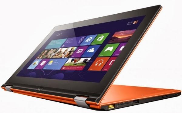 бизнес-ультрабук Lenovo Yoga 2 13