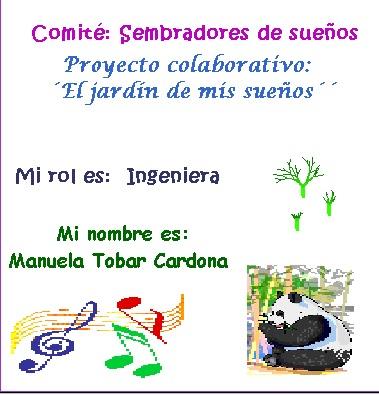 Mayo 2011 escuela virtual proyecto colaborativo el for El jardin de mis suenos