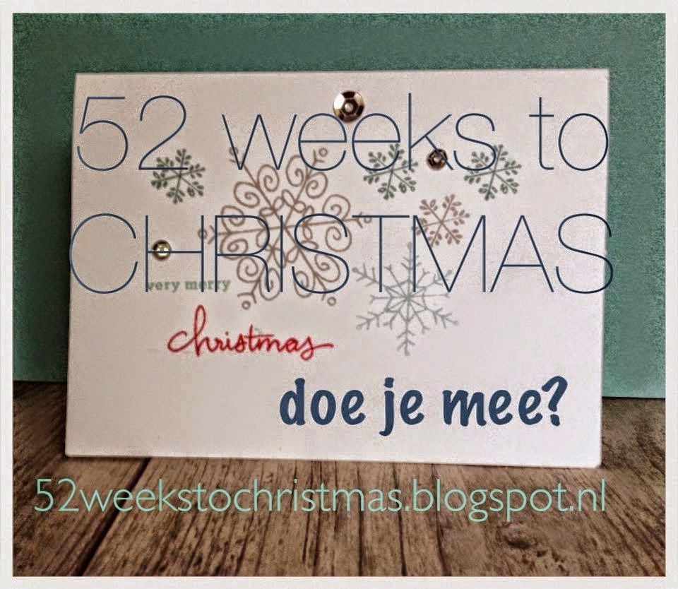Logo 52 Weeks to Chrismas