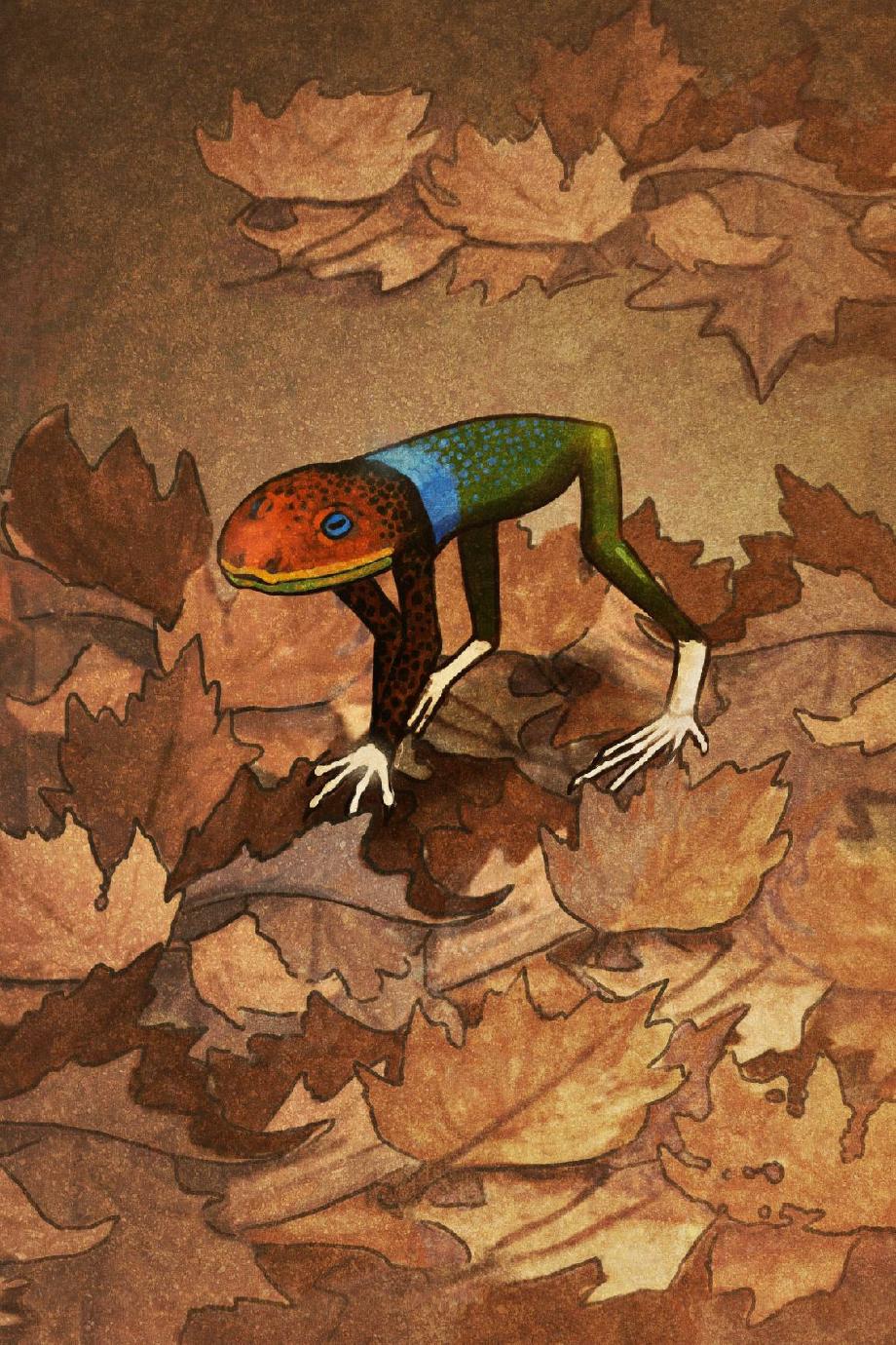 современные звери палеонтологическая реконструкция