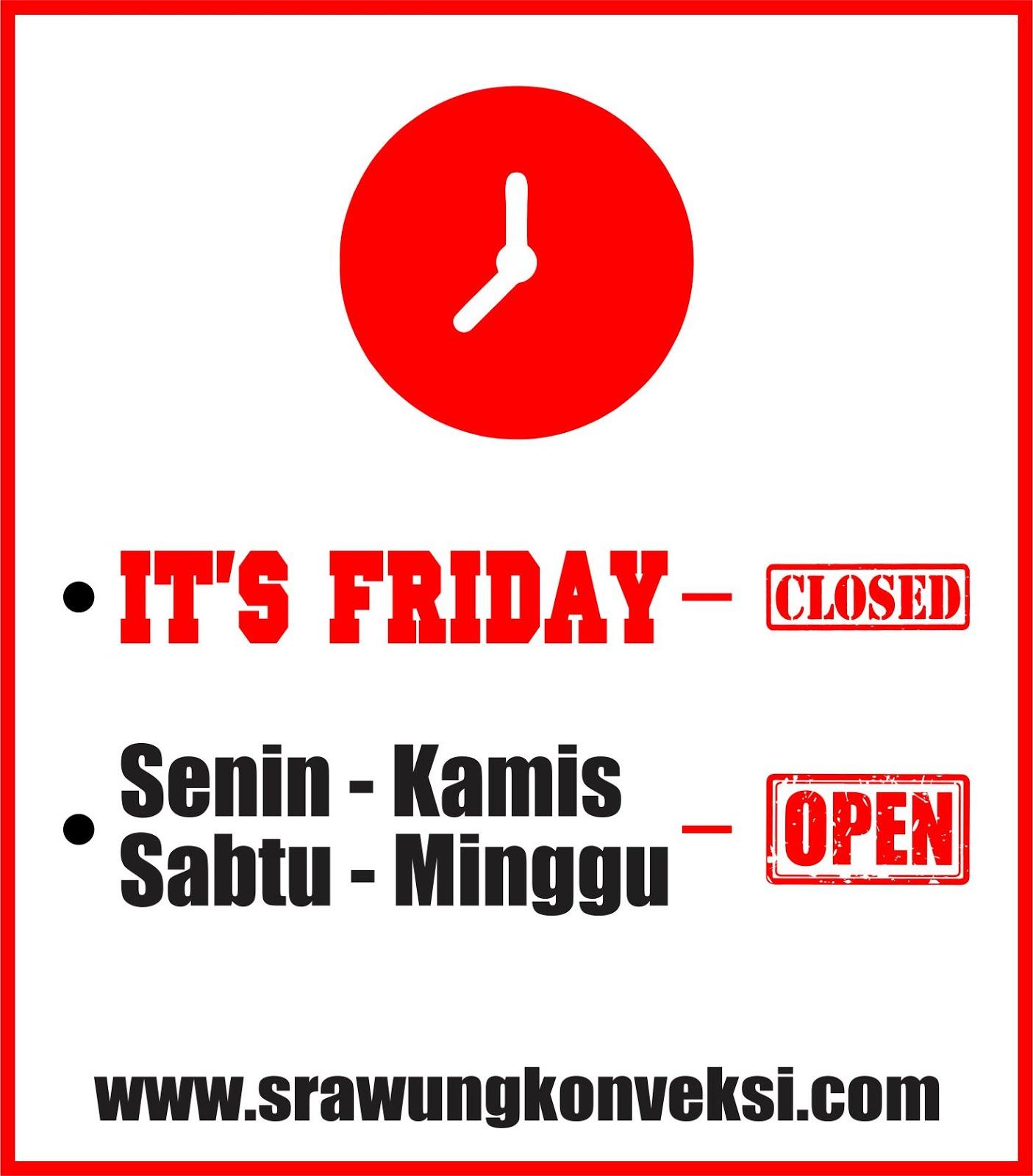 We're Open !!