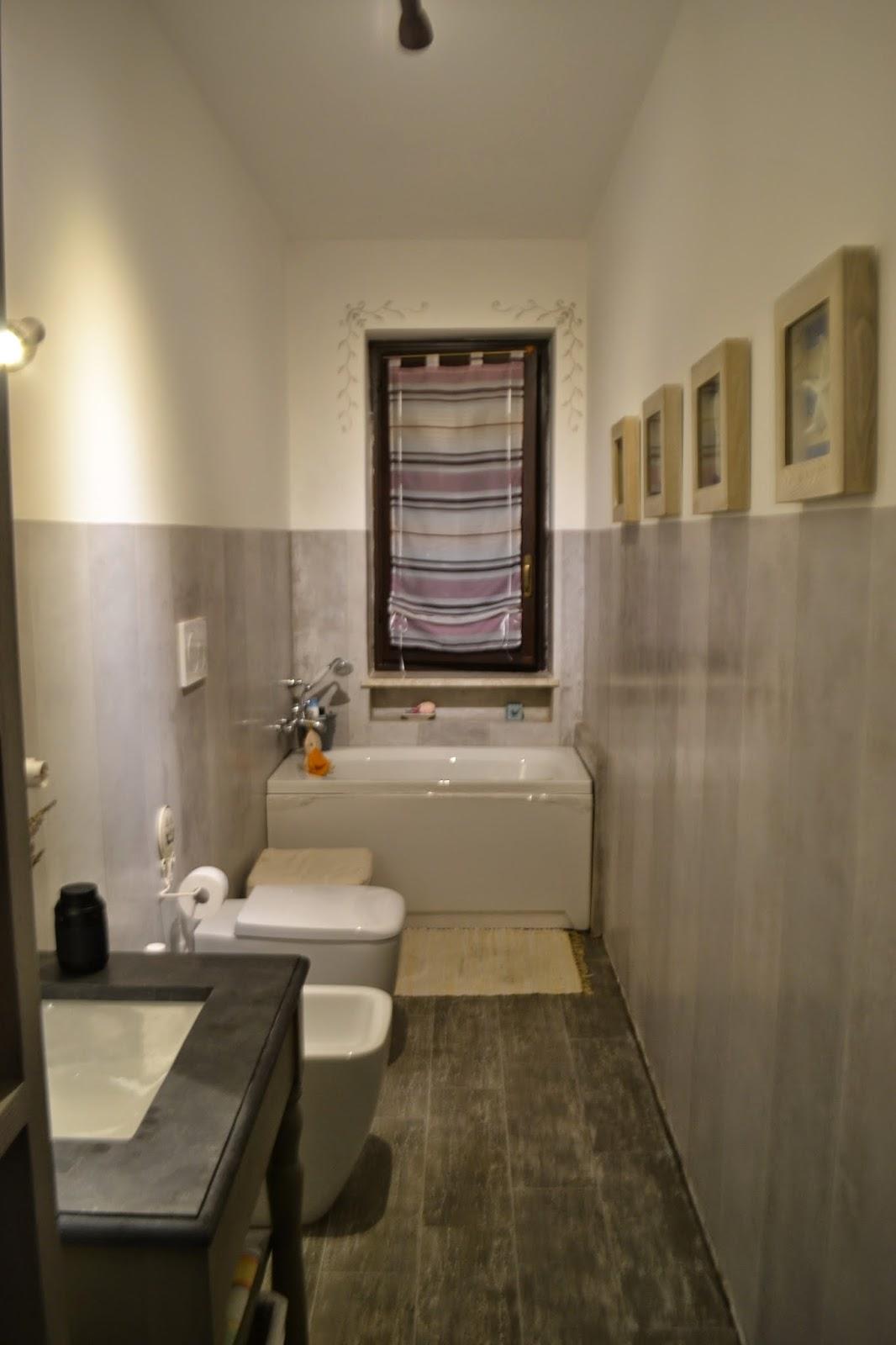 Chiartec fasce verticali - Altezza rivestimenti bagno ...