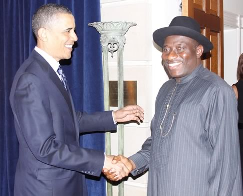 Goodluck Jonathan's Scorecard Needs Works