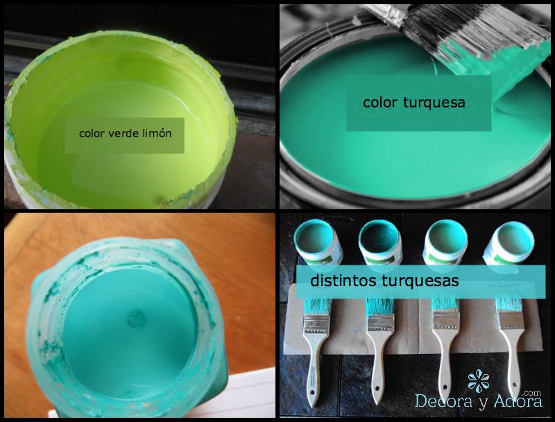 Como hacer el color azul turquesa como hacer el color azul - Como hacer color turquesa ...