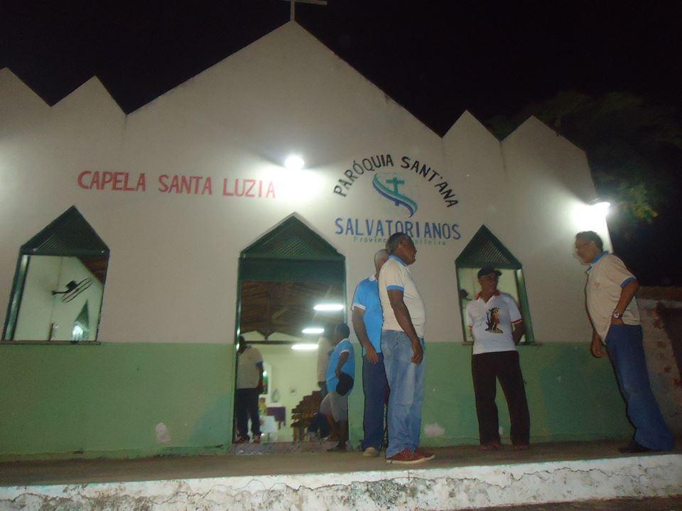 CAPELA SANTA LUZIA - BAIRRO SARNEY