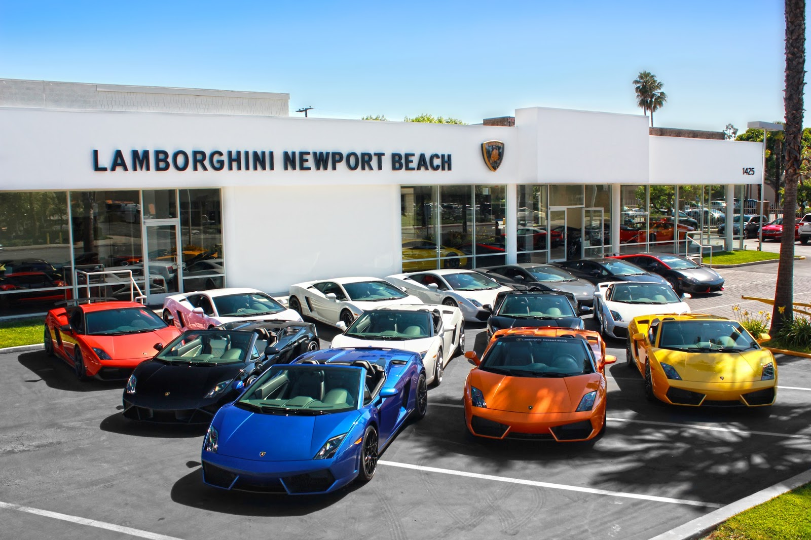 lamborghini newport beach blog: largest available inventory of new