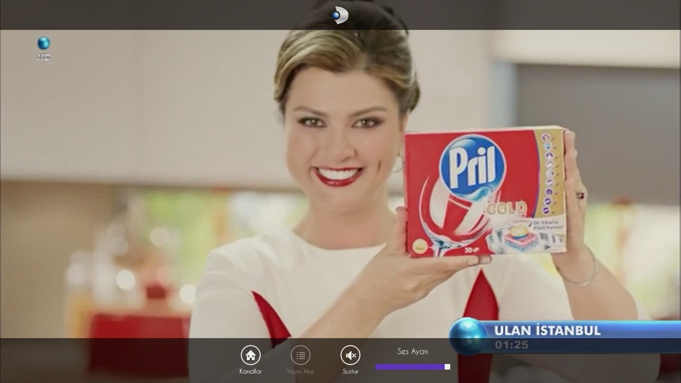 Windows 8 Televizyon İzleme