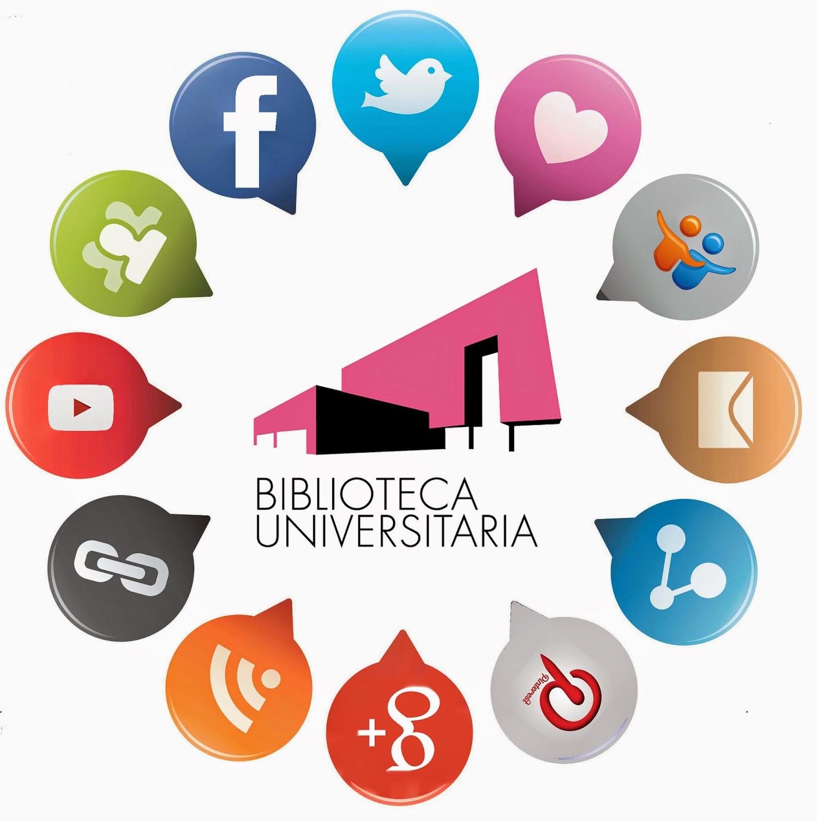 Biblioteca y redes sociales.