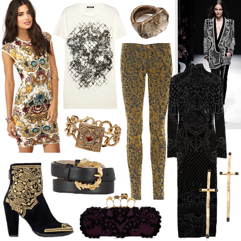 Anything With Studs Baroque Trend