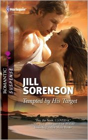 Review: Tempted by his Target by Jill Sorenson.