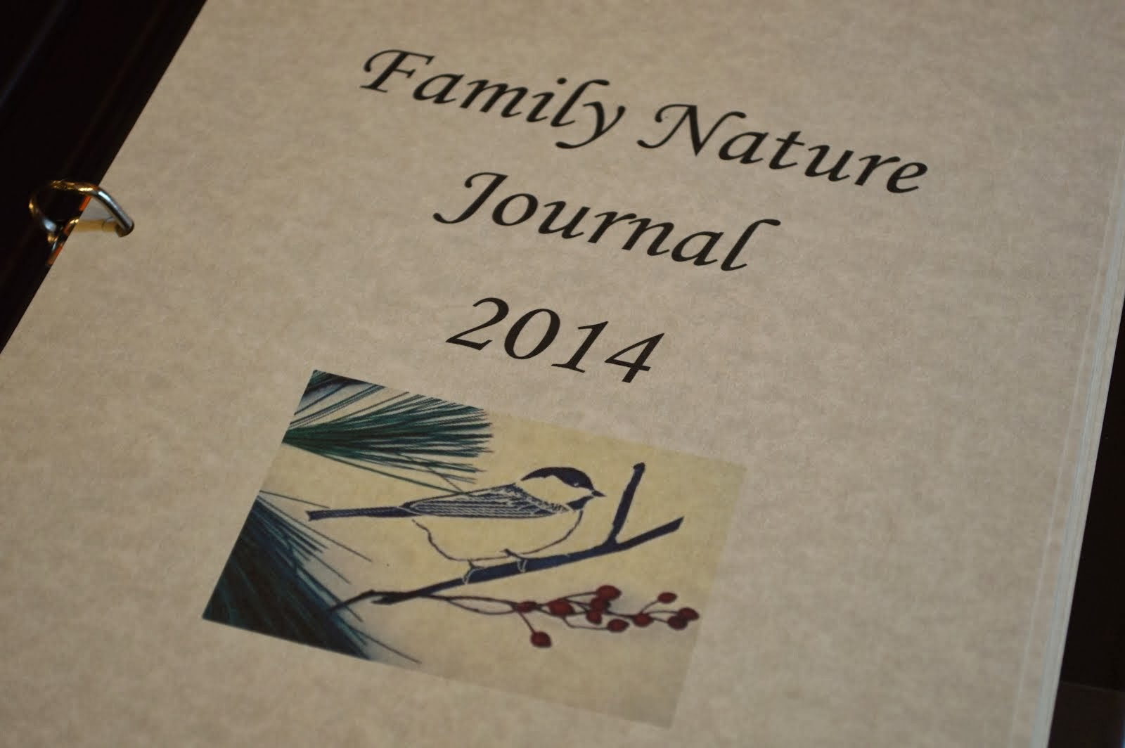 Free Download - Family Nature Journal
