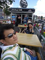 ไปเมือง Amsterdam ประเทศ Netherlands 29 July 2012