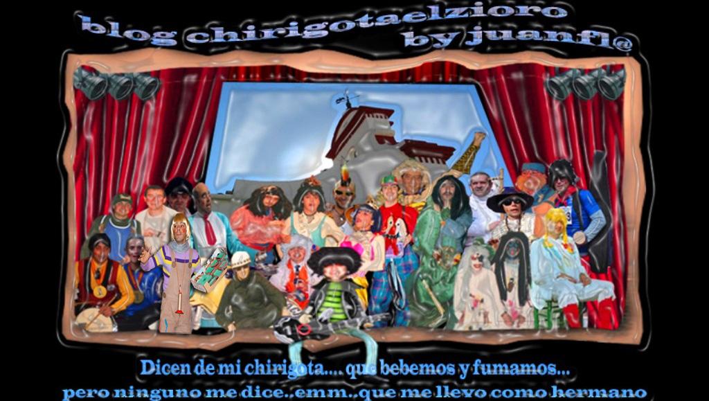 blog chirigotaelzioro by juanfl@