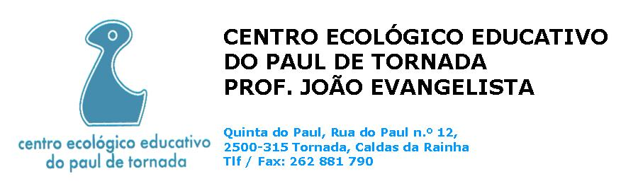 Centro Ecológico Educativo do Paul de Tornada João Evangelista
