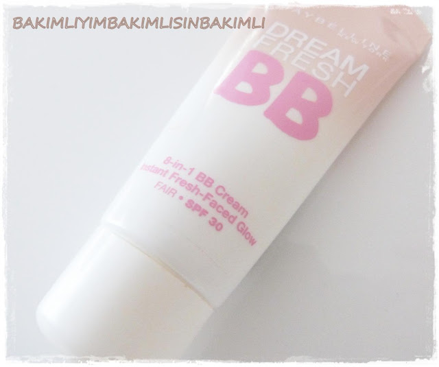 maybelline dream fresh bb cream review